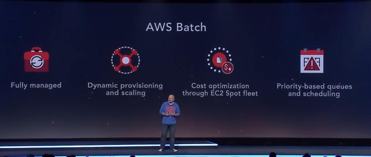 Amazon Introduces AWS Batch Preview