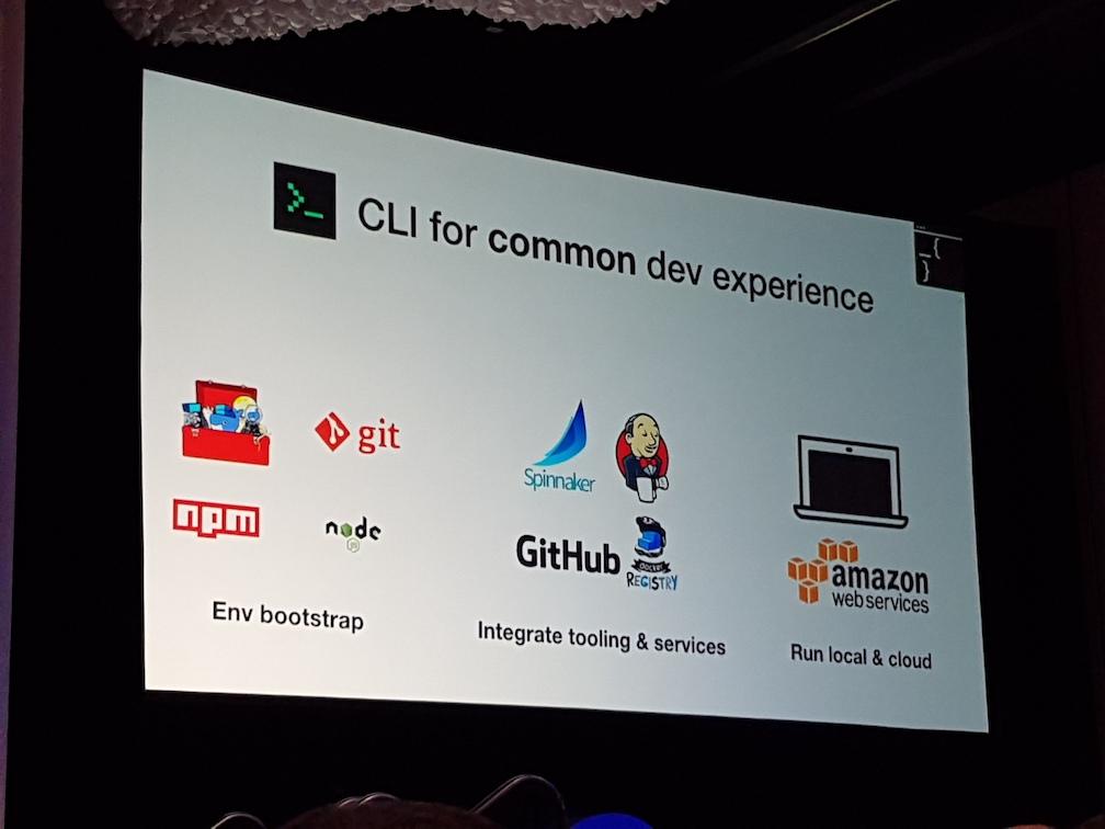 Netflix platform CLI