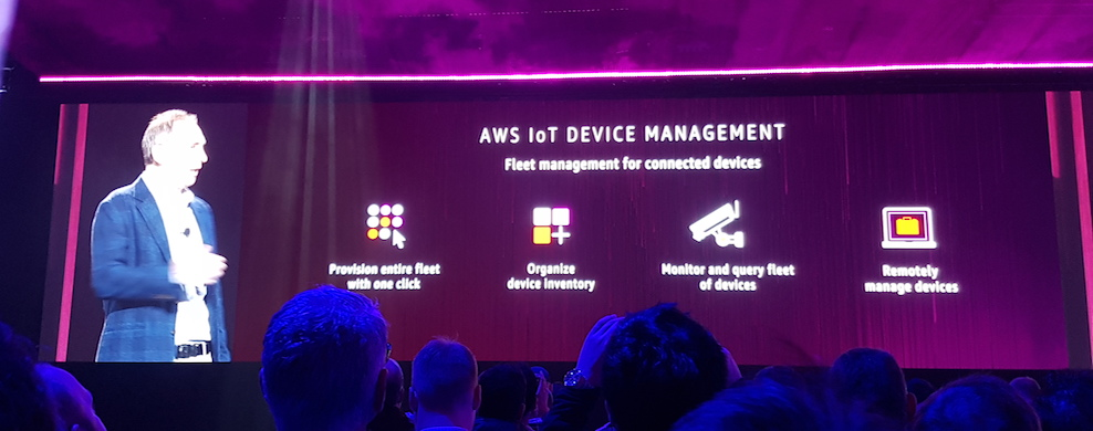 AWS IoT Device Manager