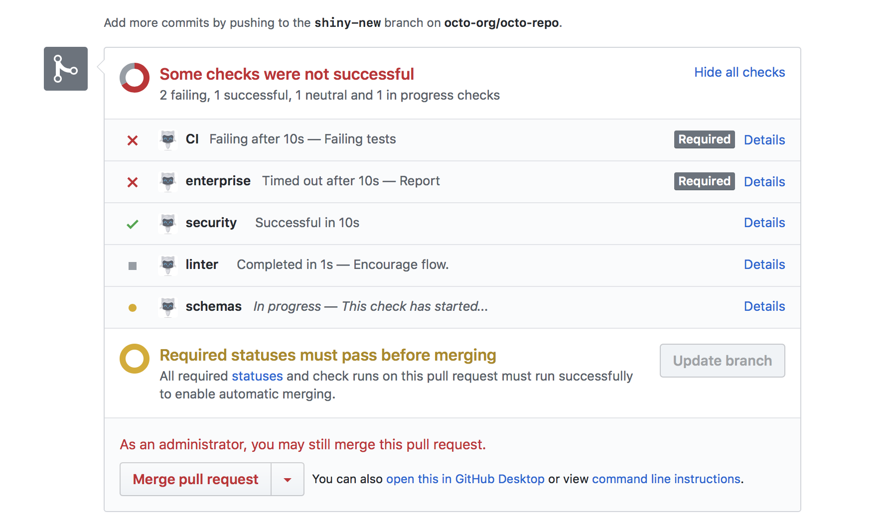 GitHub Checks API Enables Apps for Advanced Continuous