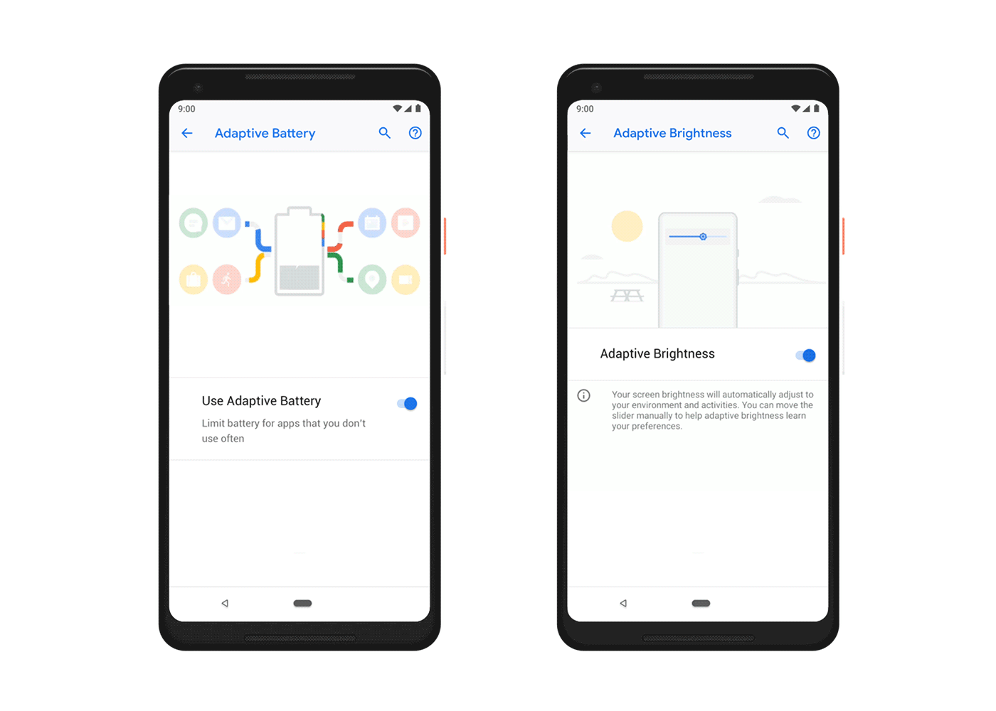 Android Pie Brings Adaptive Battery, Neural Networks API 1 1