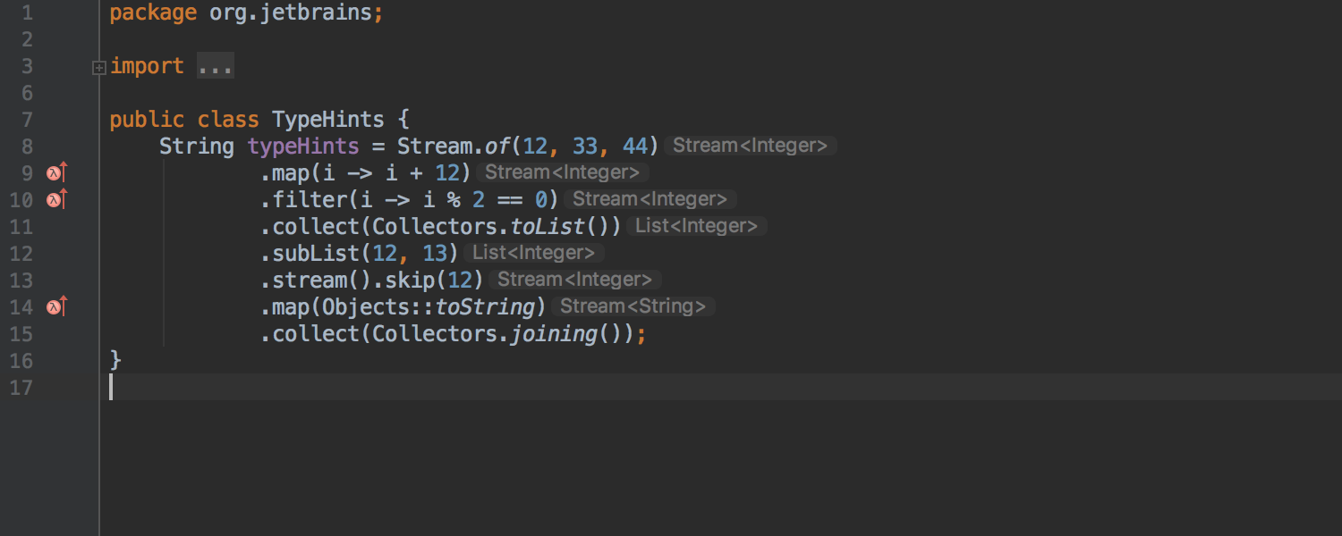 IntelliJ IDEA 2018 2 Supports Java 11, MacBook Touch Bar and
