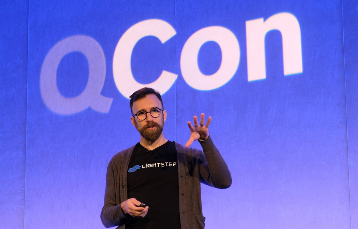 Recommendations When Starting with Microservices: Ben Sigelman at QCon London