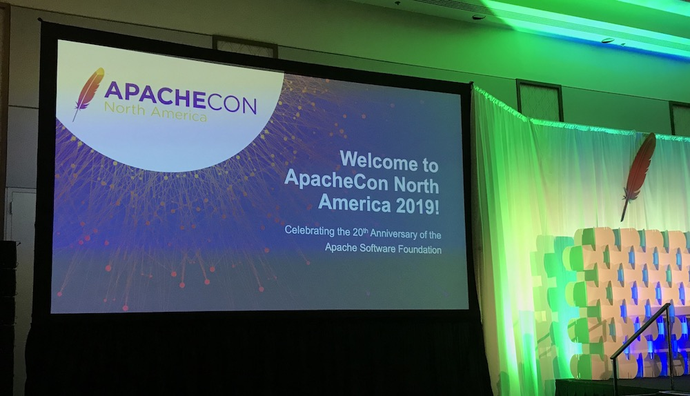 ApacheCon Northa America 2019 Keynote