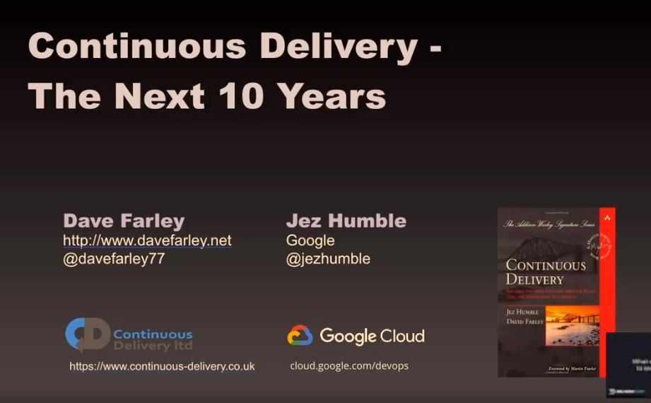 What Will the Next 10 Years of Continuous Delivery Look Like?