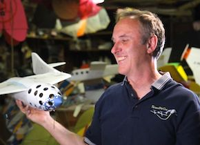 Dan Kreigh on Building SpaceShipOne and Designing Flying Cars