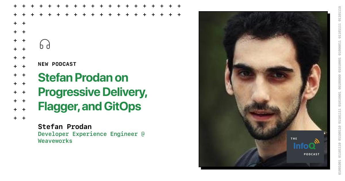 Stefan Prodan on Progressive Delivery, Flagger, and GitOps