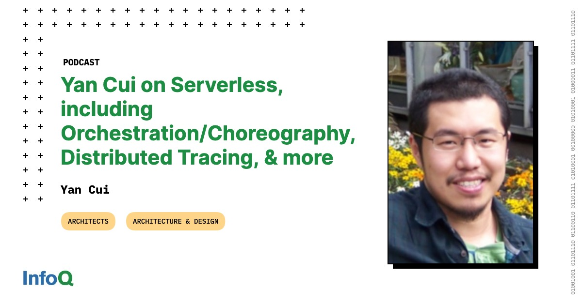 Podcast: Yan Cui on Serverless, including Orchestration/Choreography, Distributed Tracing, & more - RapidAPI