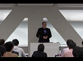 基調講演 Jamie Kinney 氏