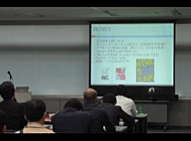 Webフロントエンド開発の最新トレンド - HTML5/モバイル/オフライン :  白石 俊平 氏