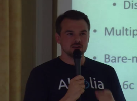 Algolia Search as a Service : Architecture d'un moteur de recherche realtime