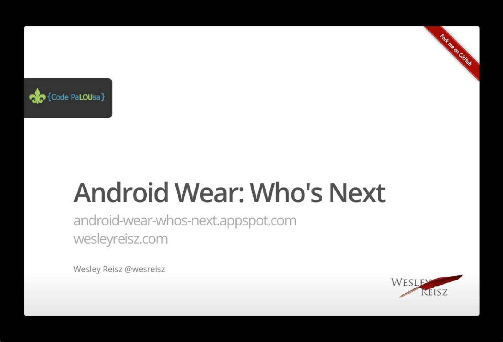 Android Wear: Who's Next
