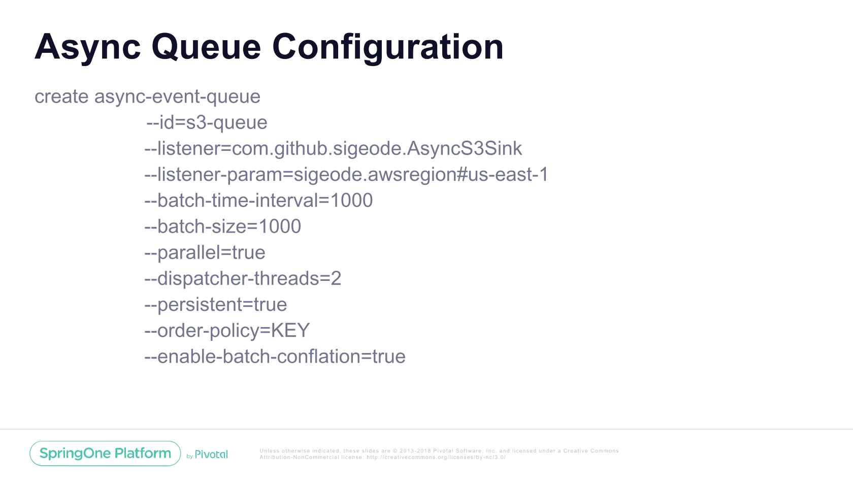 Event-Driven Architectures with Apache Geode and Spring Integration
