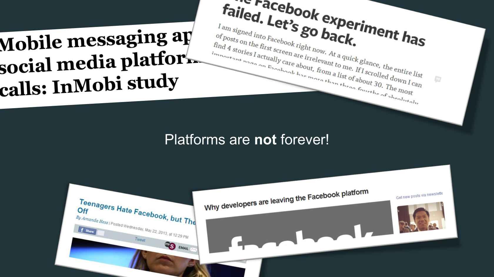 Why Do Companies Build APIs?