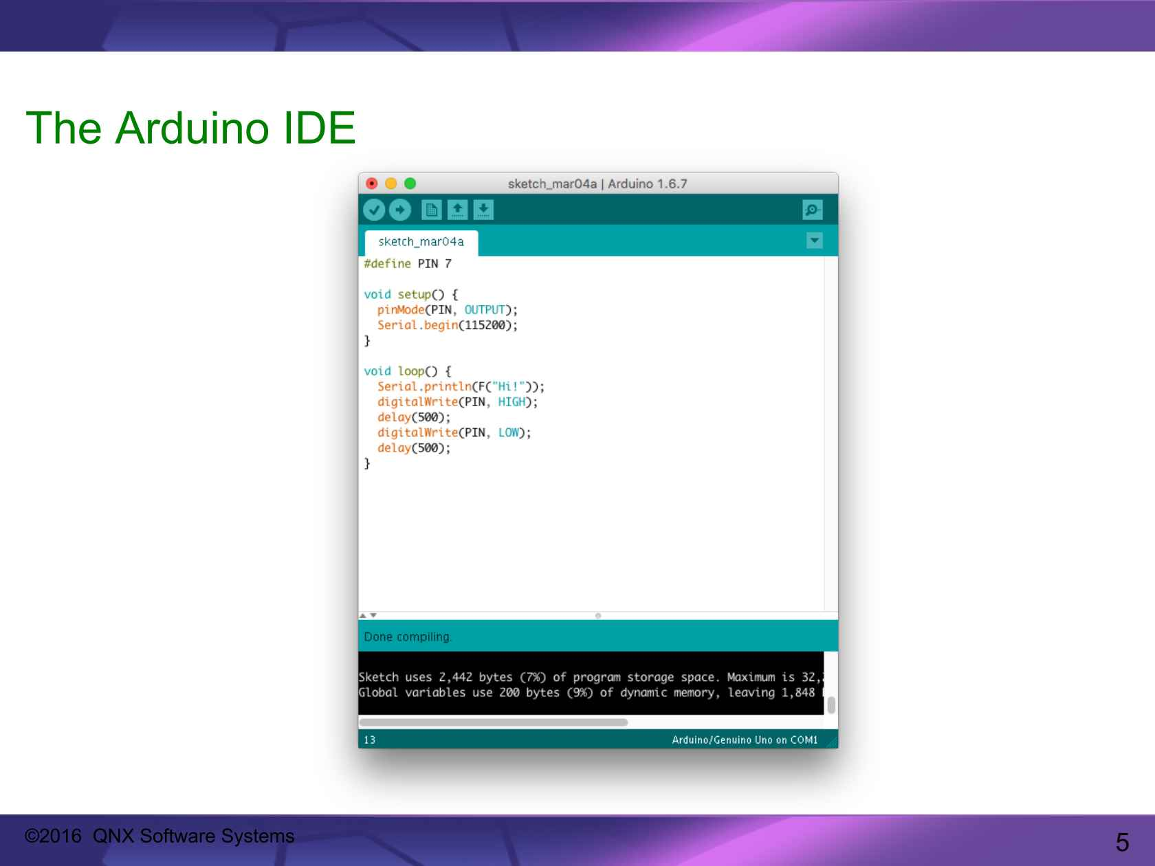 Build Arduino Apps Like a Pro with the Arduino C++ IDE for