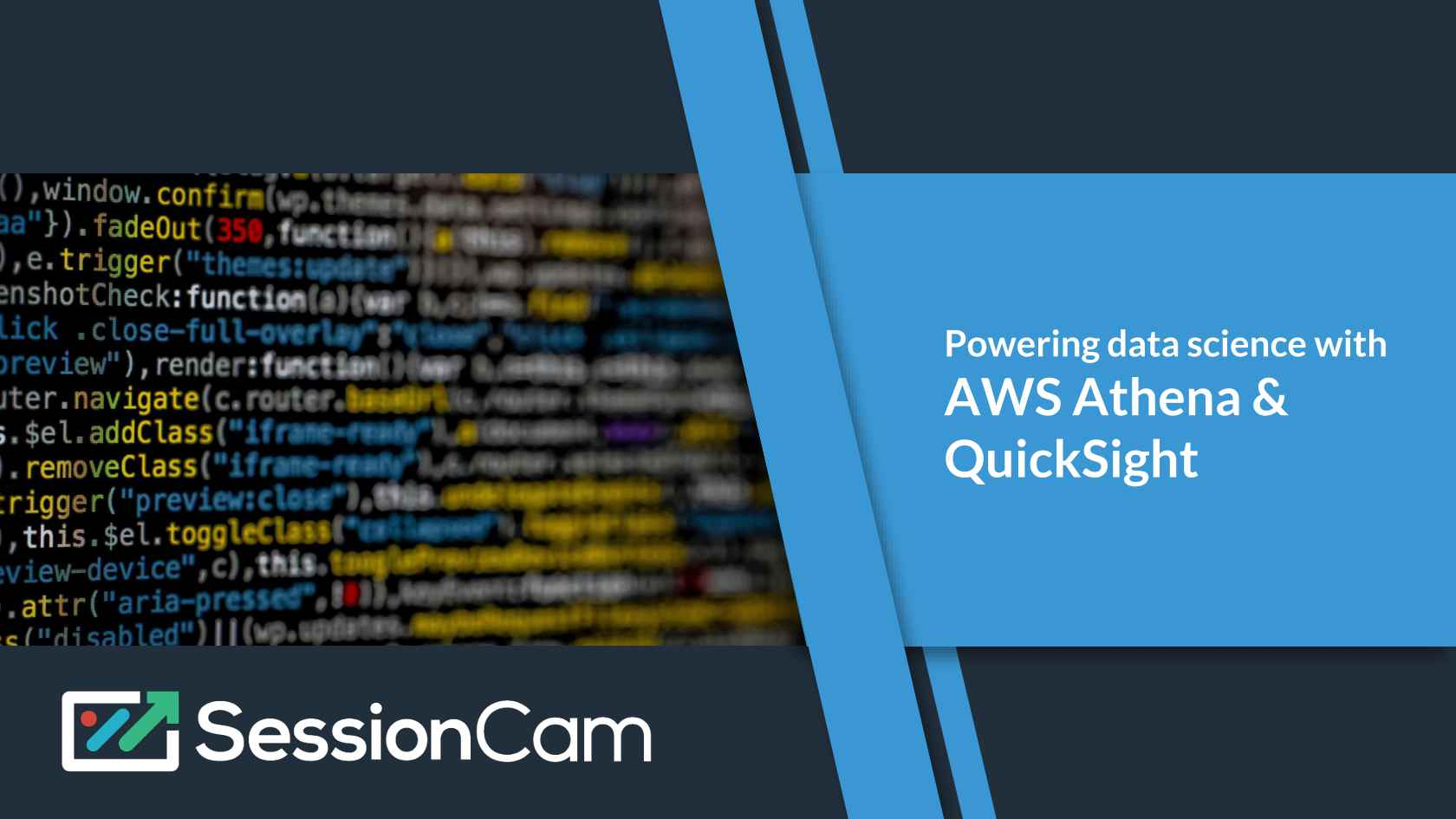 Powering Data Science with AWS Athena & QuickSight