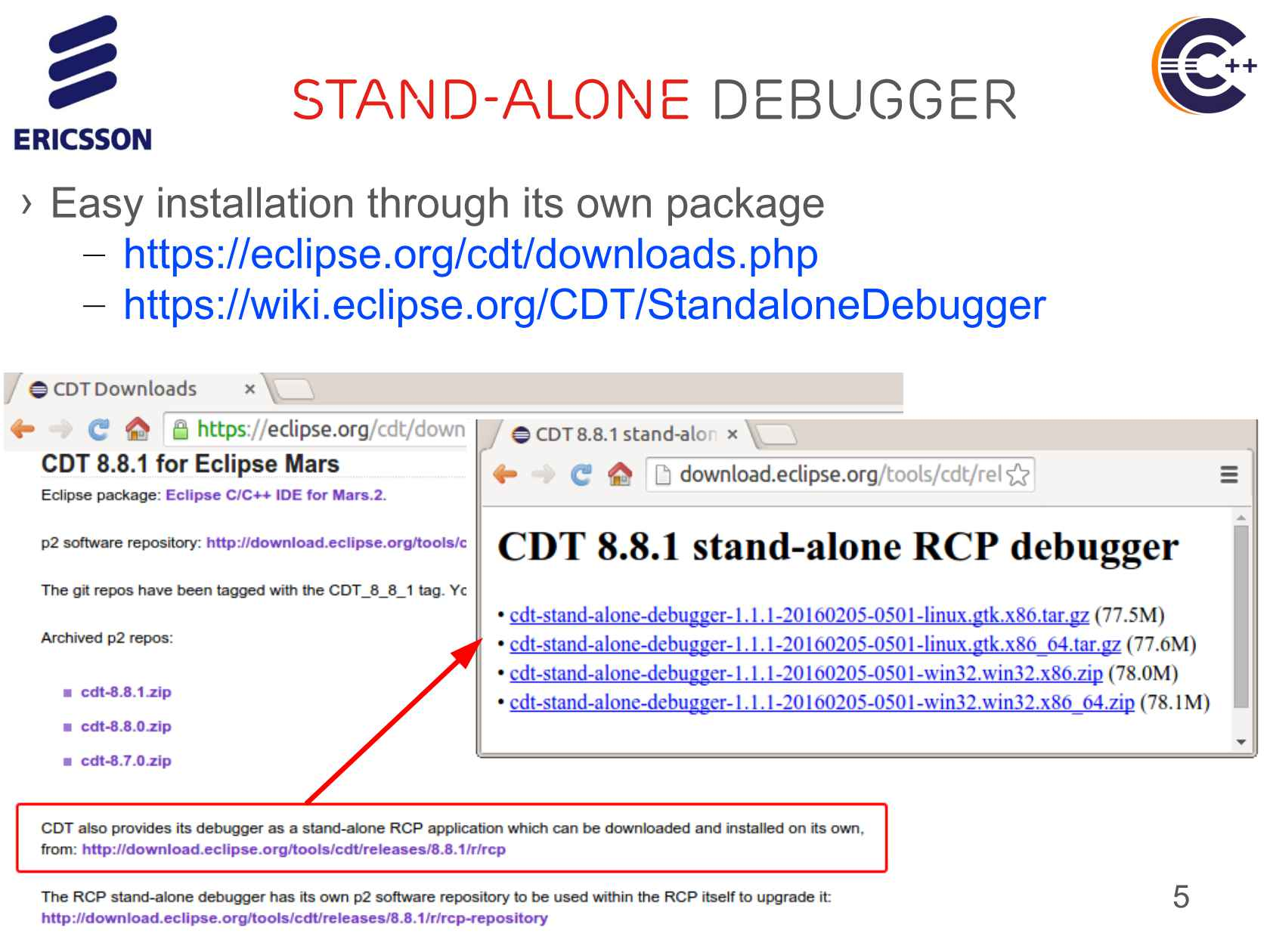 Best Practices Using The CDT Debugger