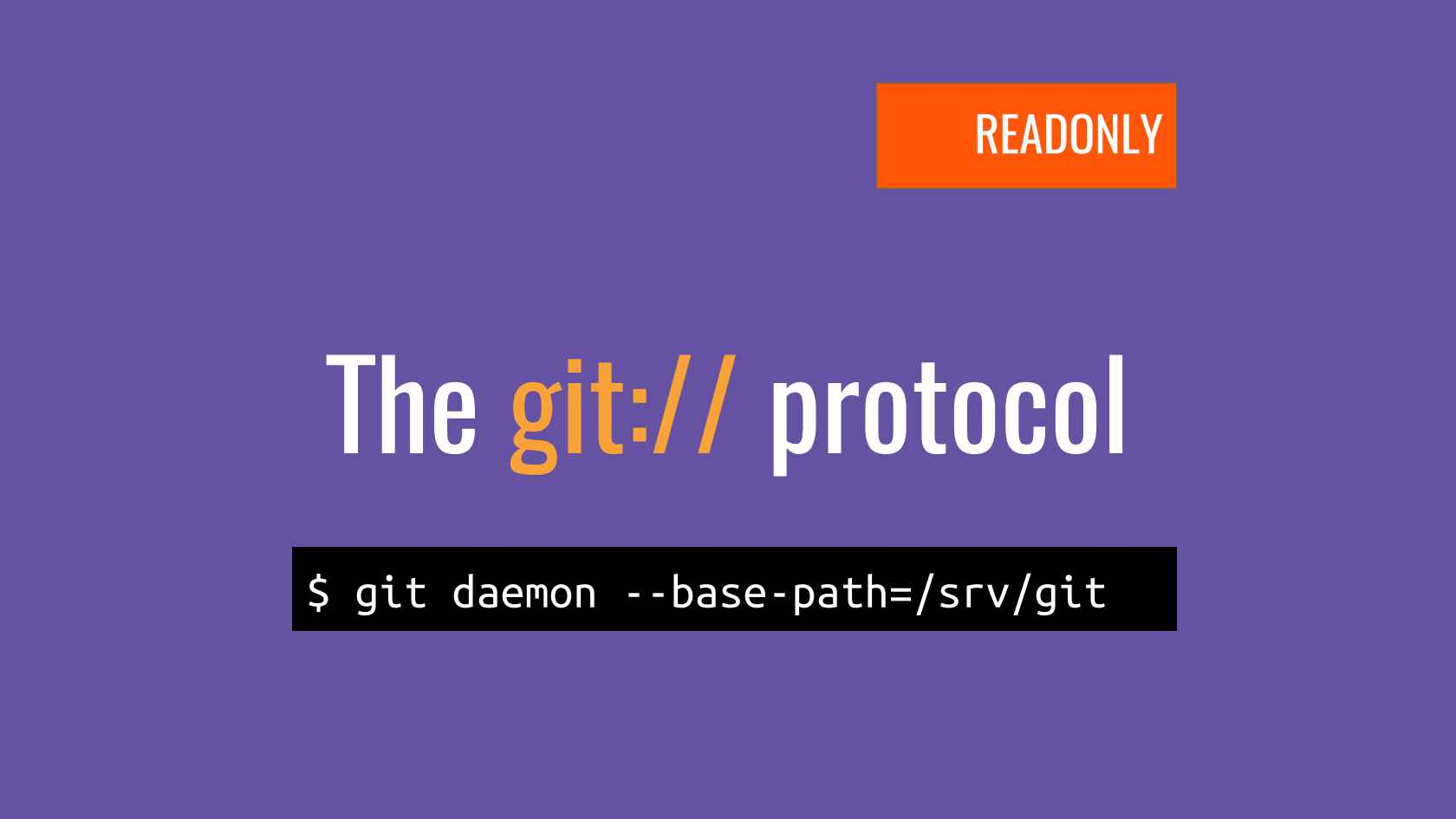 Building a git reverse proxy in Go for Caddy