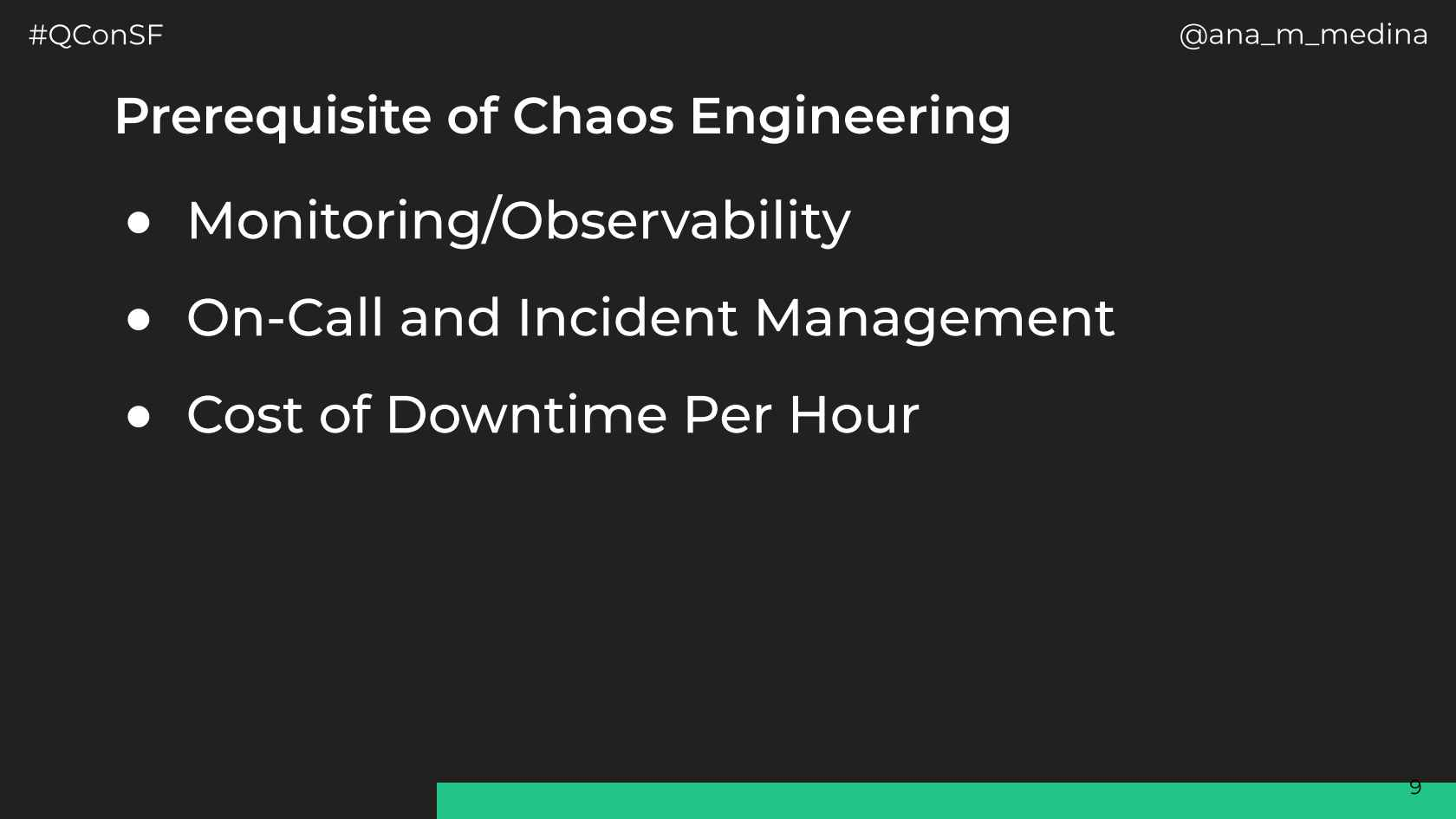 Chaos Engineering with Containers
