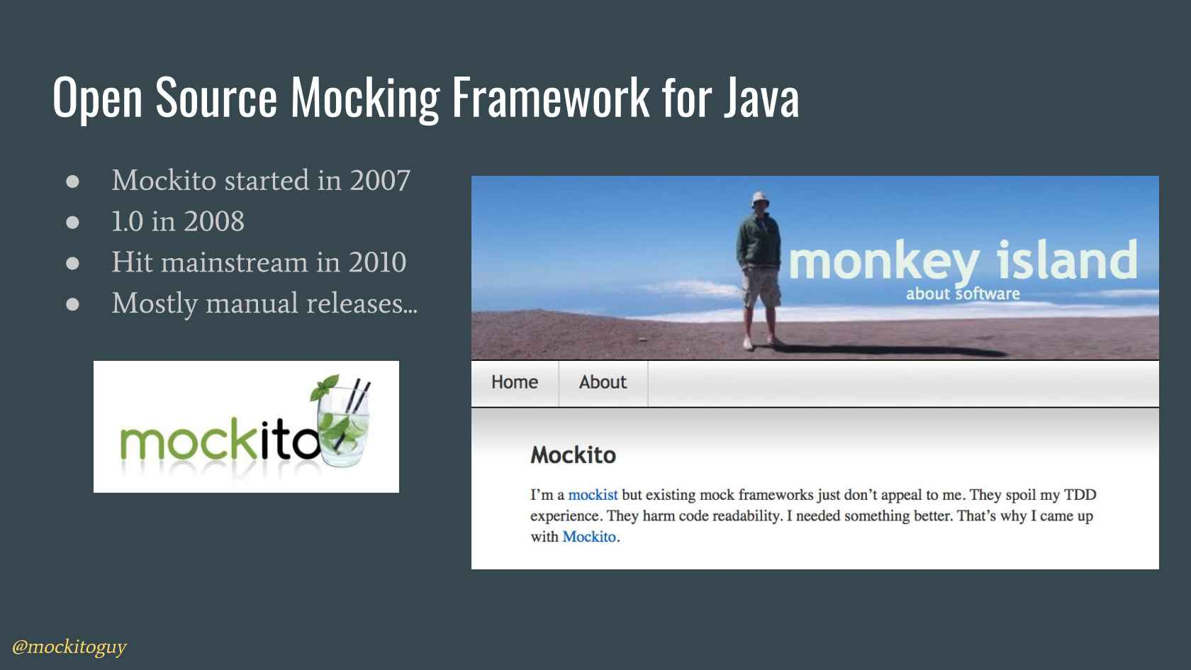 CI/CD: Lessons from LinkedIn and Mockito