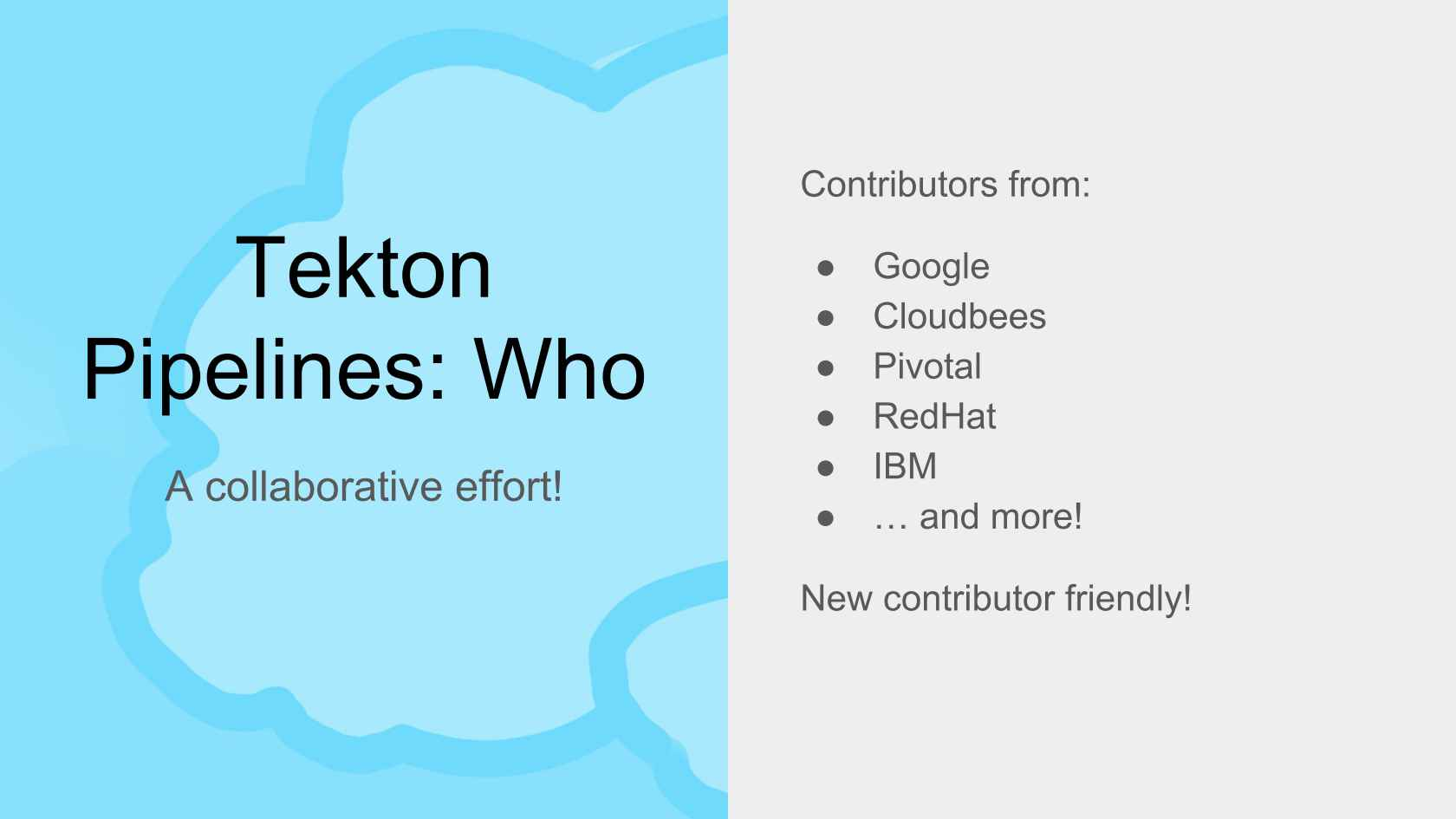 Cloud Native CI/CD with Jenkins X and Knative Pipelines