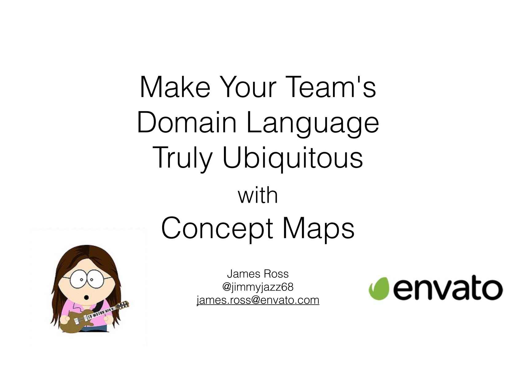 How To Build A Concept Map.Make Your Team S Domain Language Truly Ubiquitous With Concept Maps