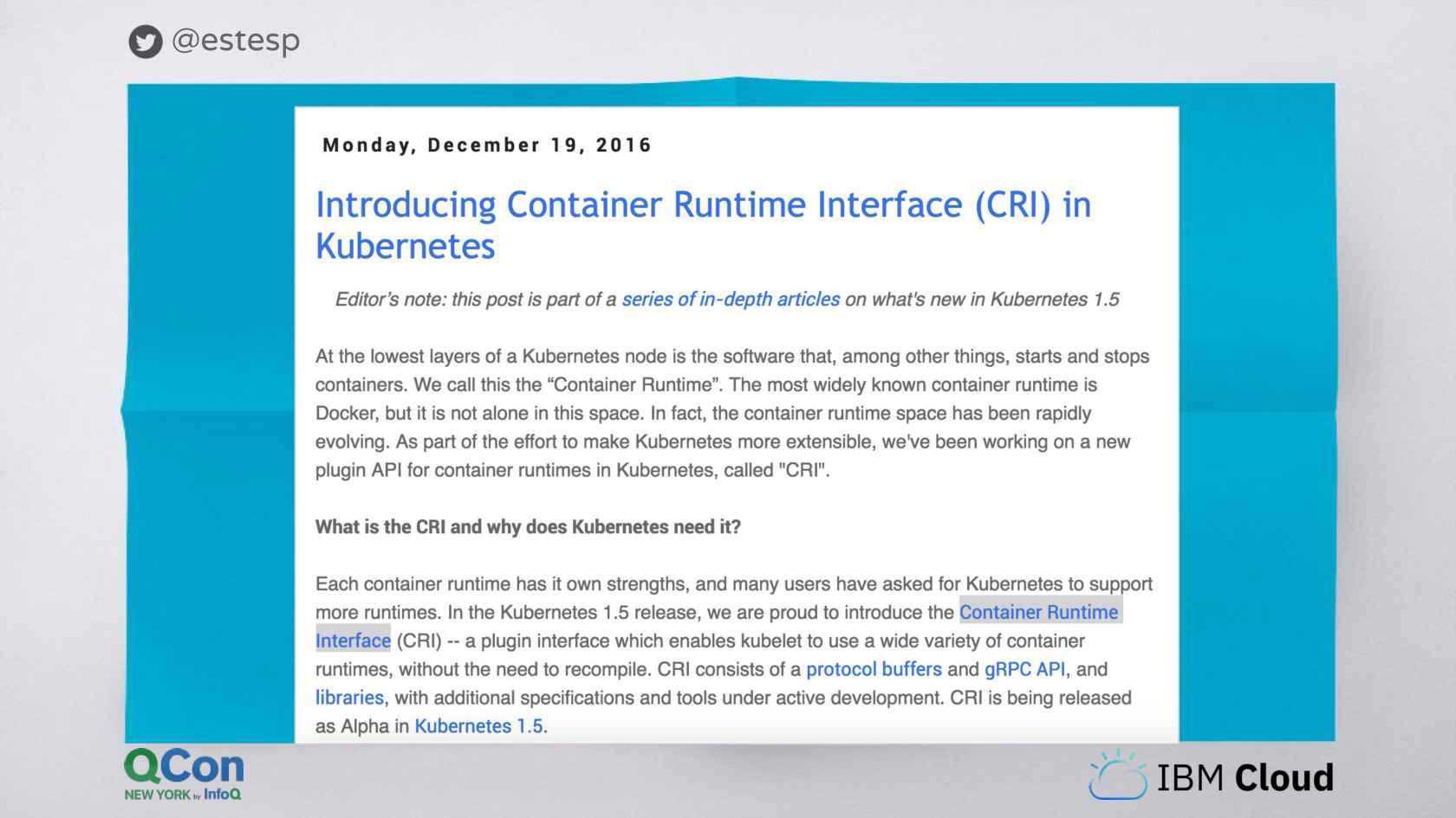 CRI Runtimes Deep Dive: Who's Running My Kubernetes Pod!?