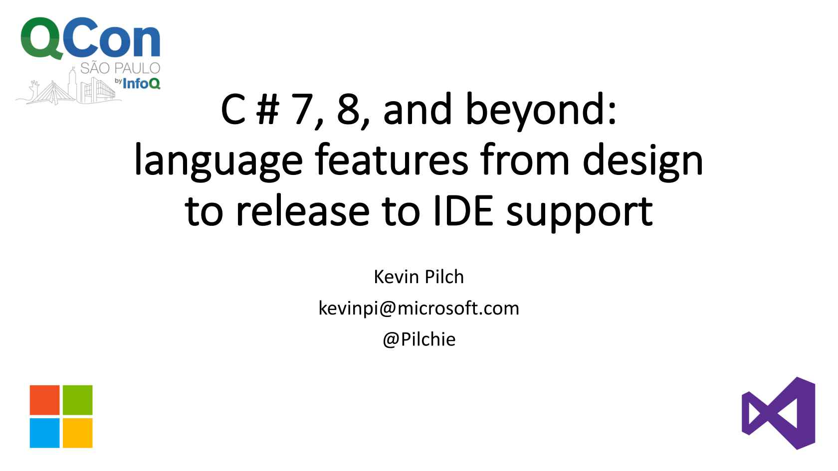 C 7 8 And Beyond Language Features From Design To Release To Ide