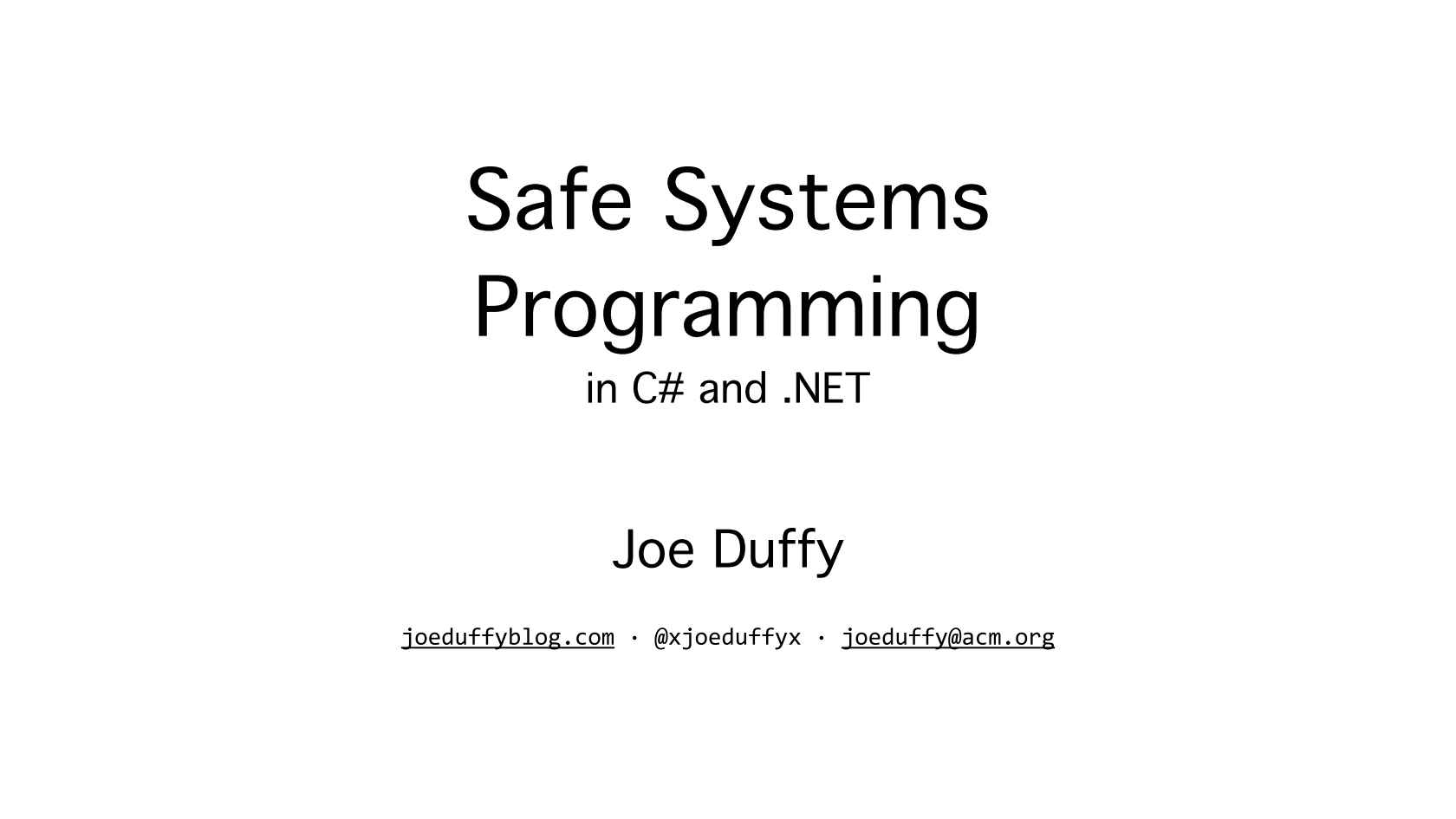 Safe Systems Programming In C And Net Inexpensive Incubator Alarm System Using Linux