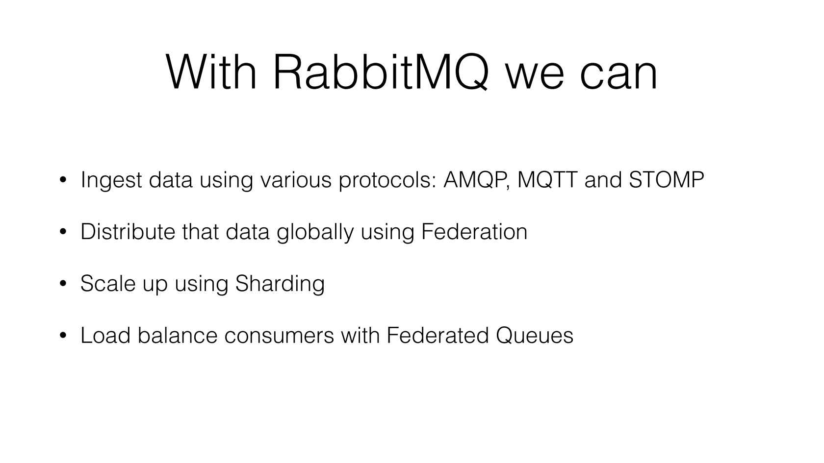Building a Distributed Data Ingestion System with RabbitMQ