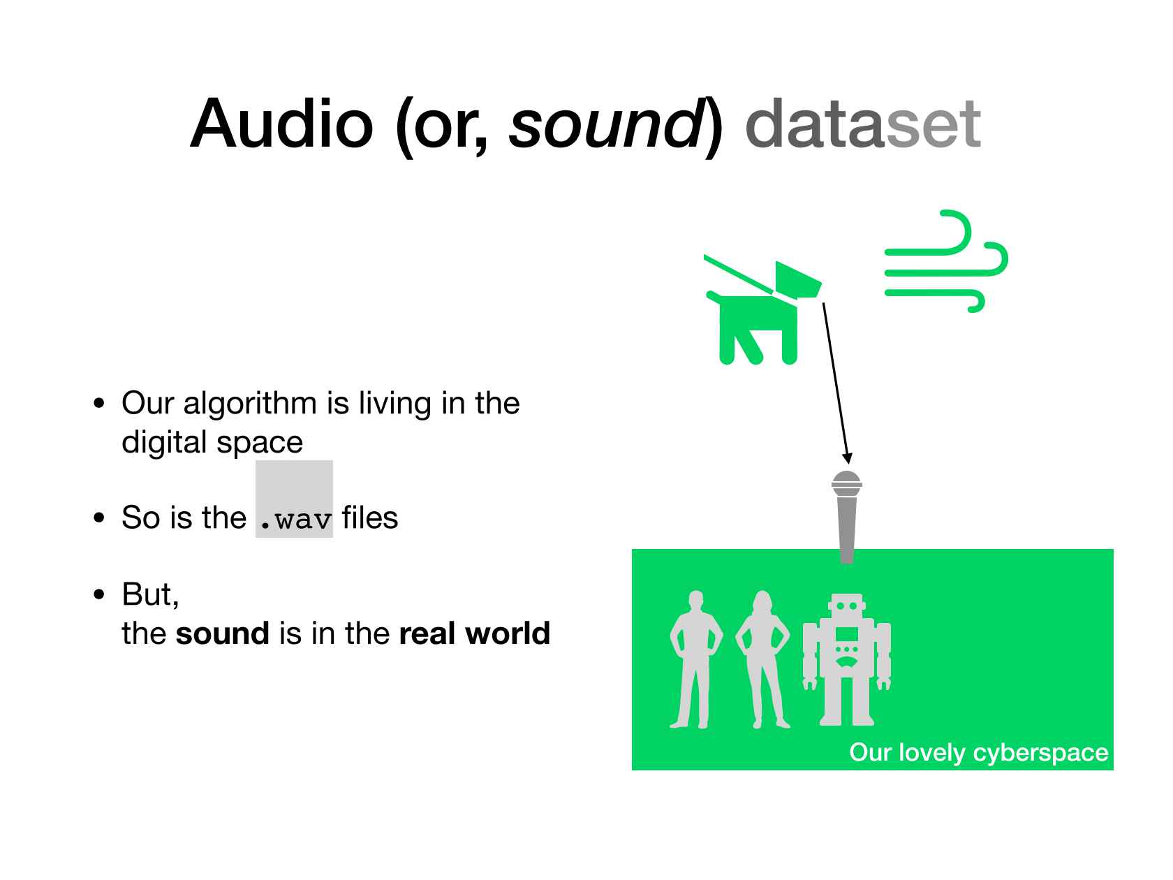 Deep Learning with Audio Signals: Prepare, Process, Design, Expect