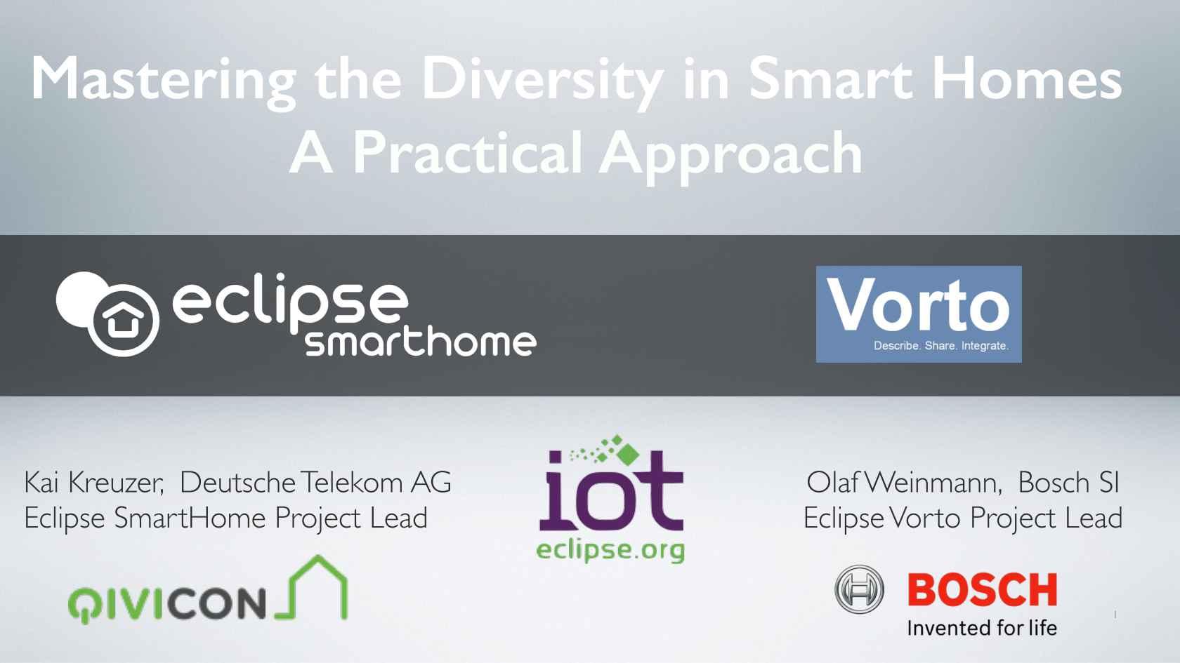 smart home qivicon. awesome the modular portfolio enables bb