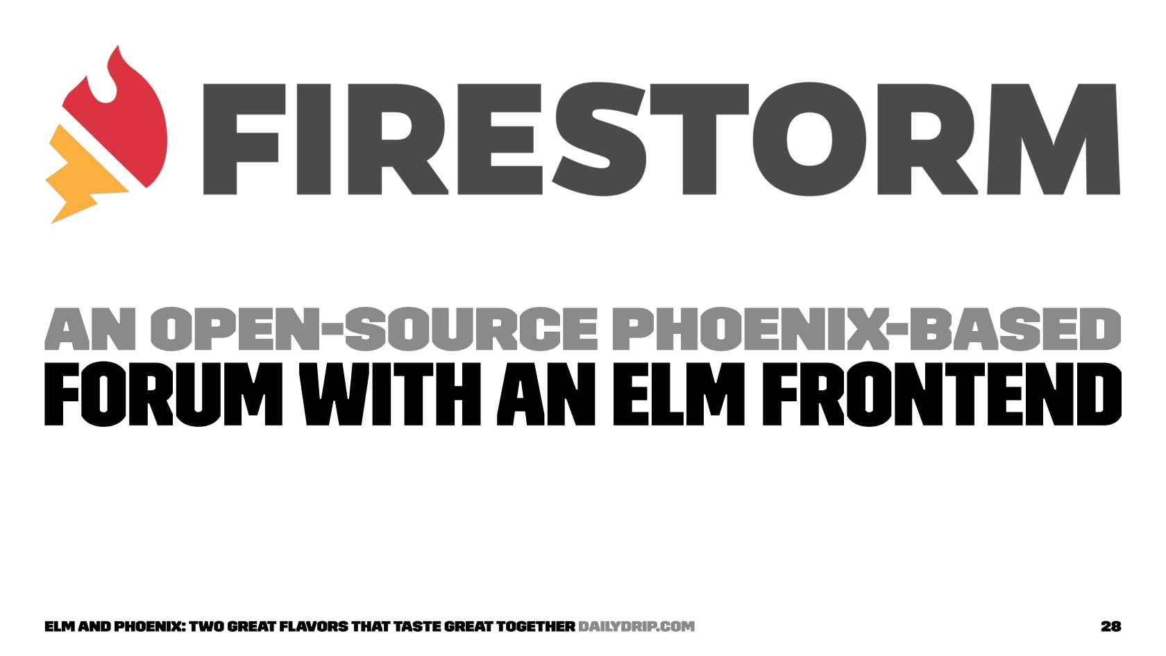 Elm and Phoenix: Two FP Flavors That Taste Great Together