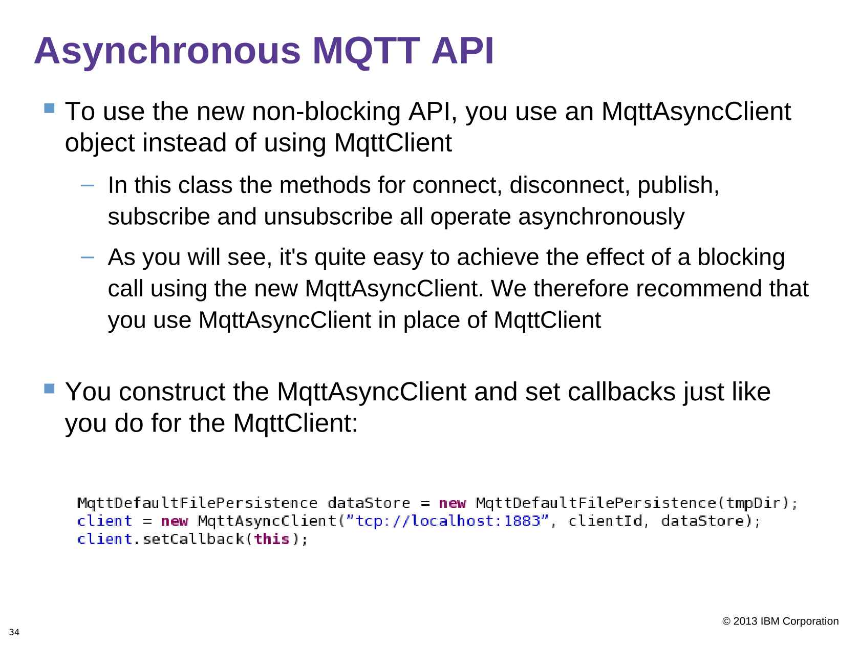 Embedded java and mqtt sponsored content baditri Gallery