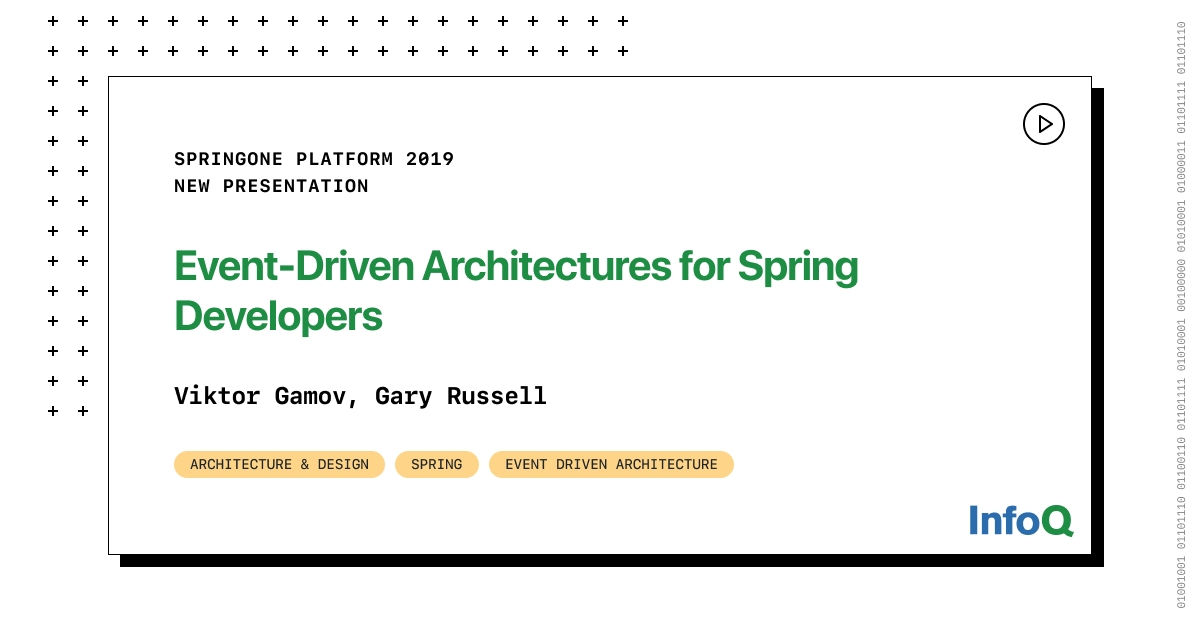 Image of article 'Event-Driven Architectures for Spring Developers'