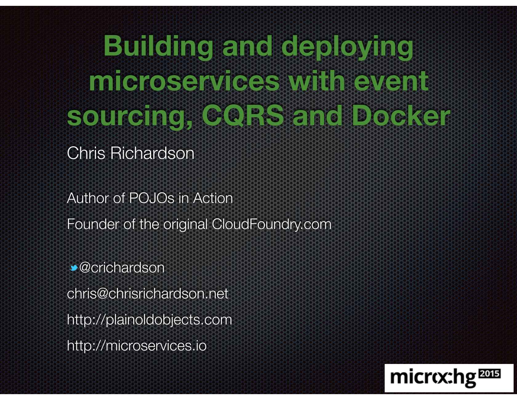 Building Event-Driven Microservices with Scala, Functional
