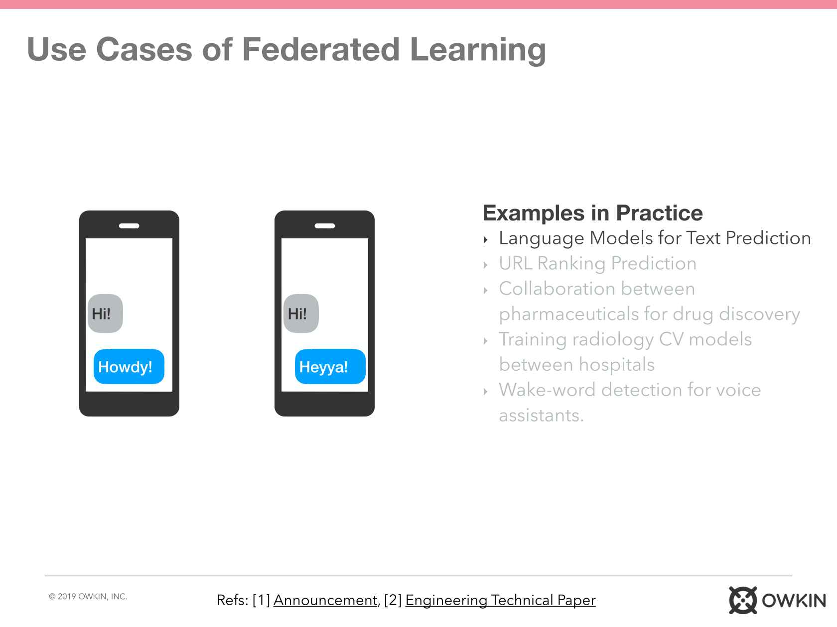 Federated Learning: Rewards & Challenges of Distributed