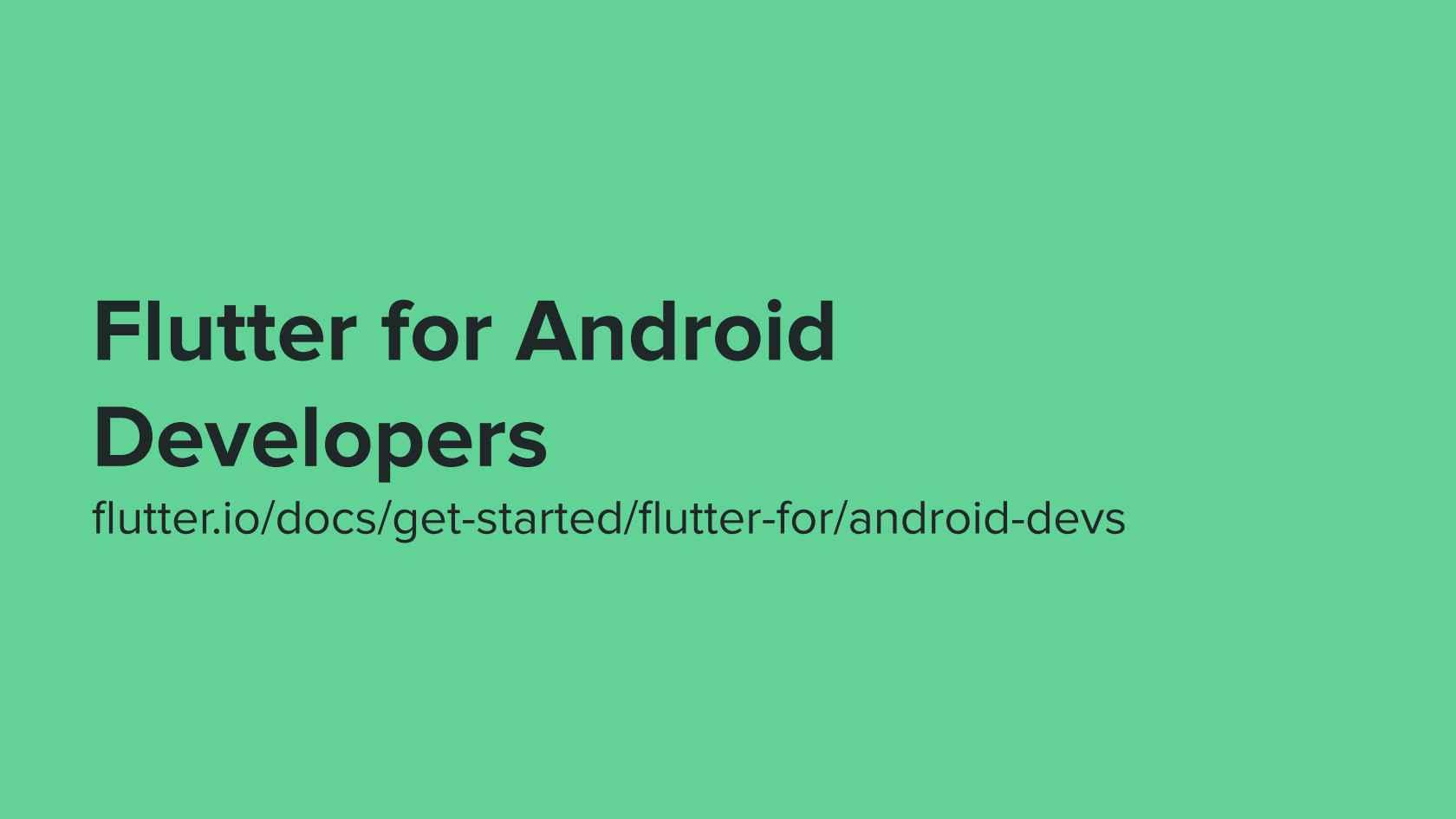 Build Cross Platform Apps with Flutter