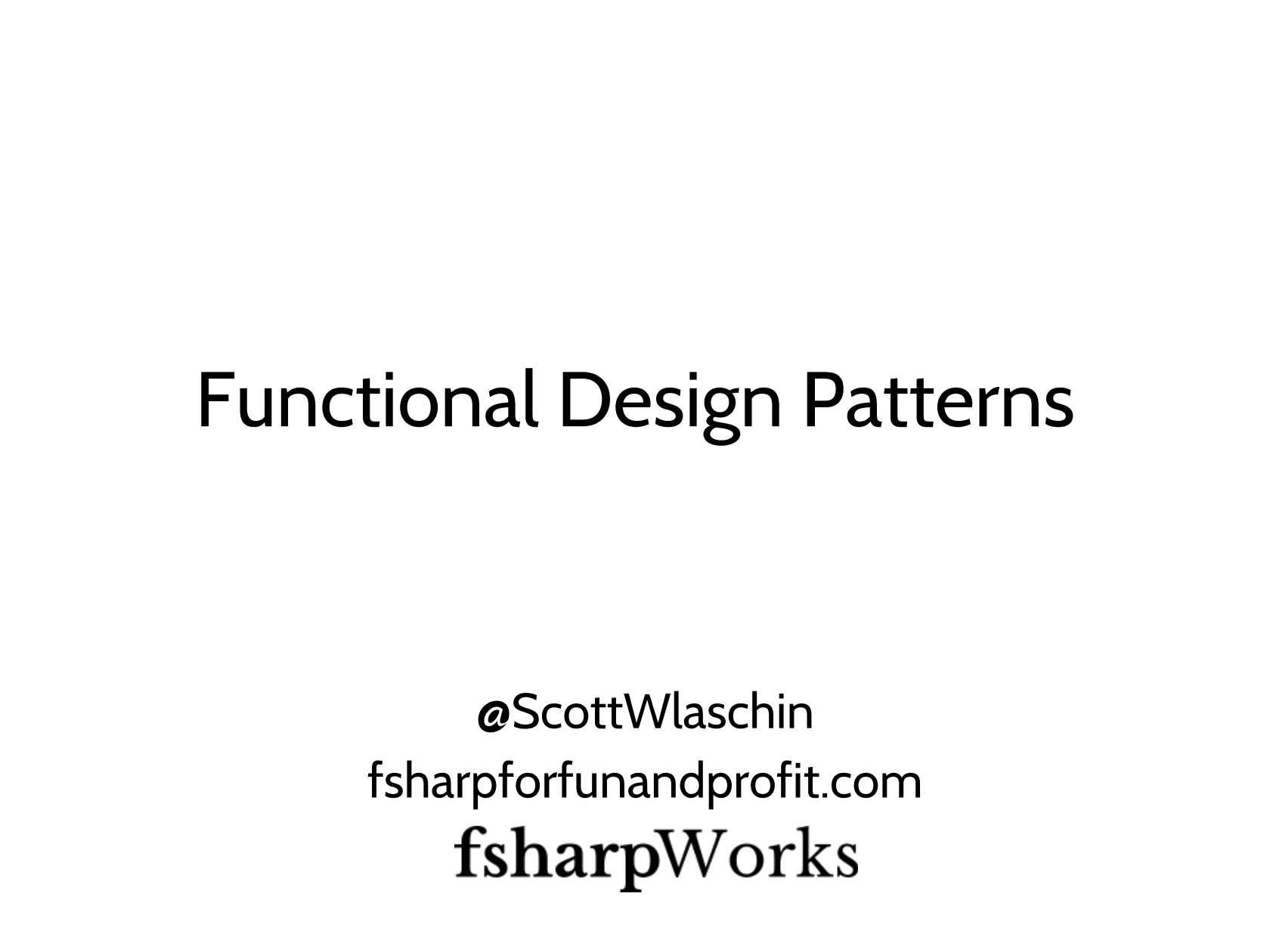 Programming Patterns Best Design