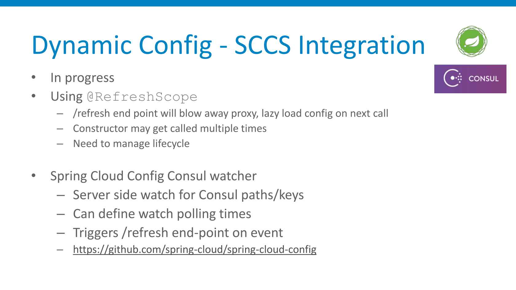 Secure & Dynamic App Config at GapTech with Spring Cloud, Vault and