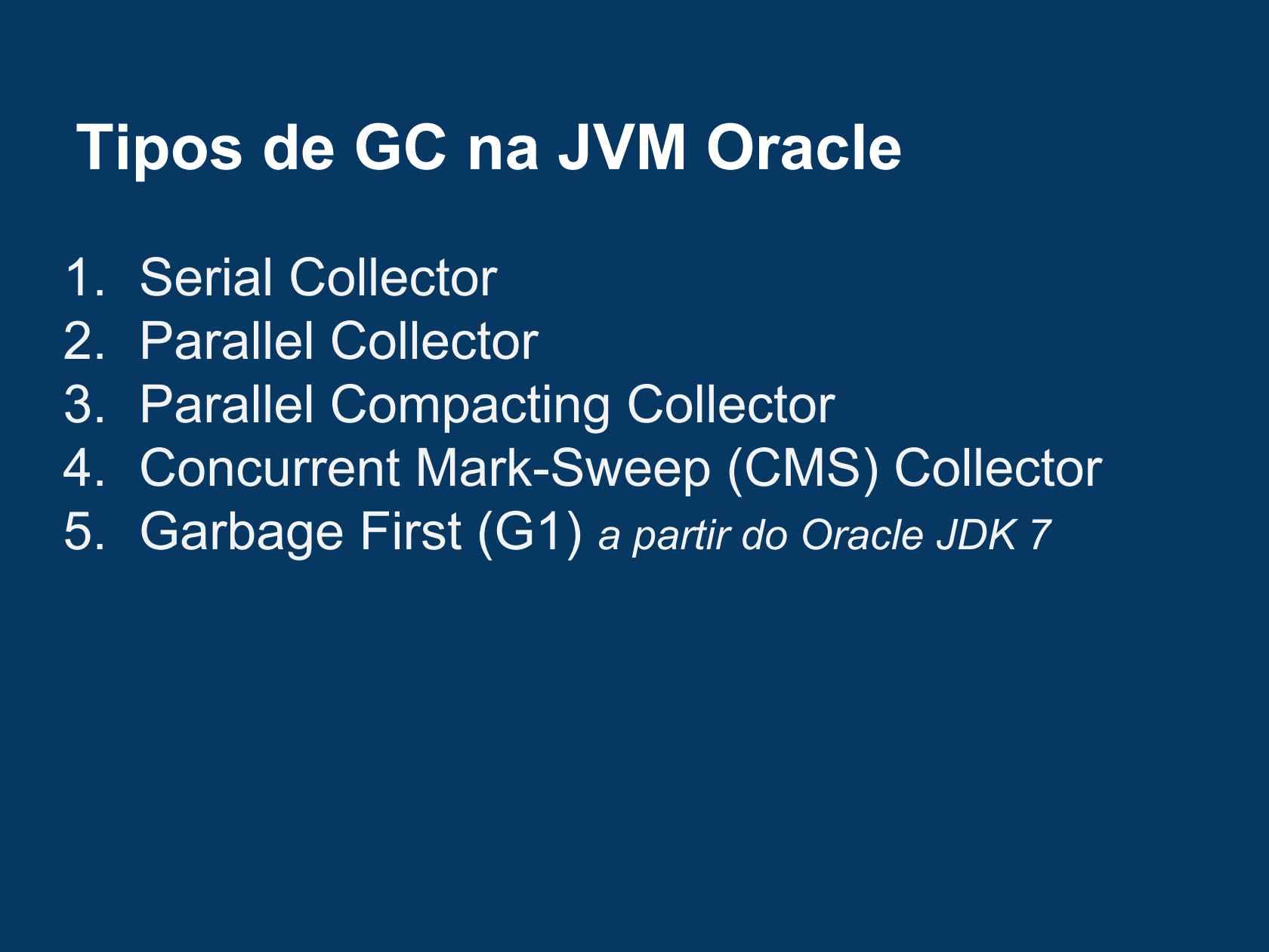 Jvm Oracle