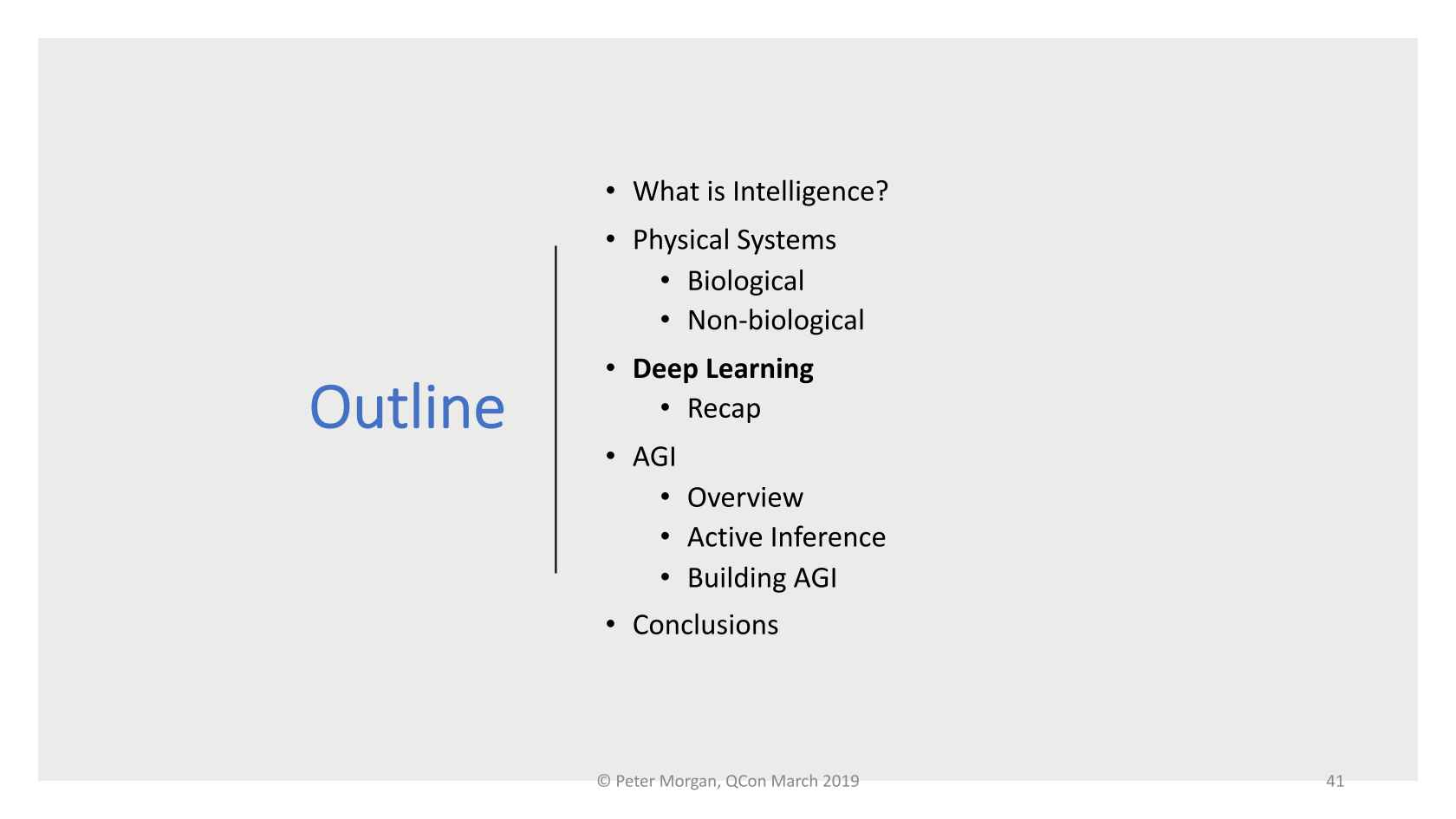 Building Artificial General Intelligence