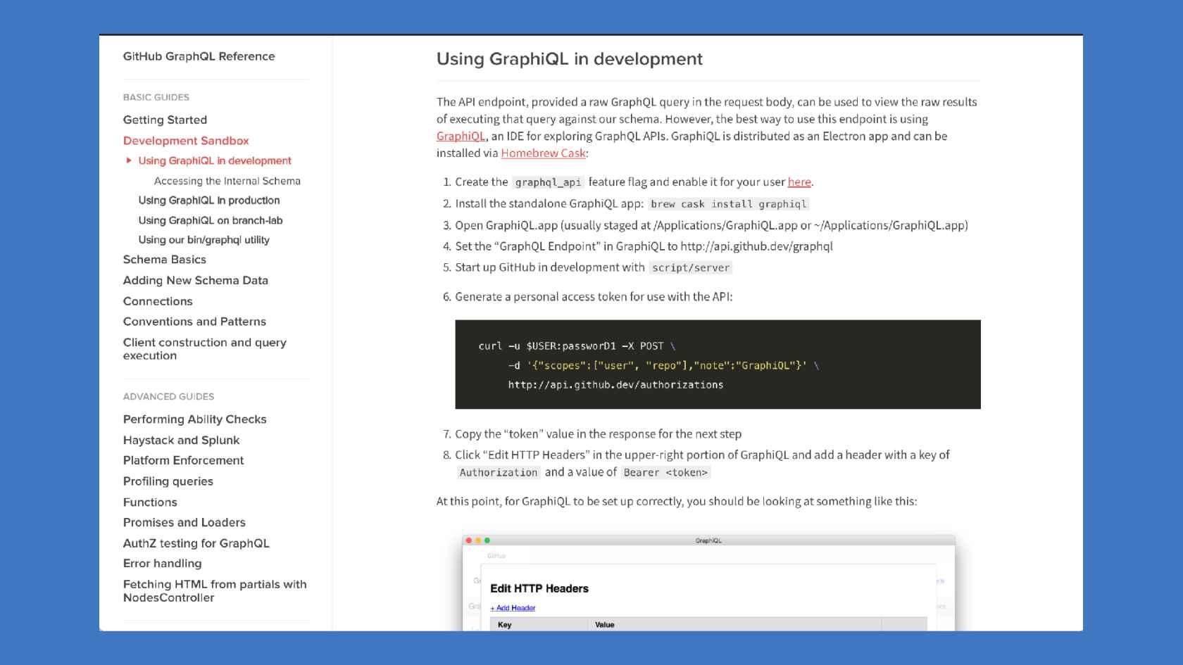 GitHub's GraphQL Future