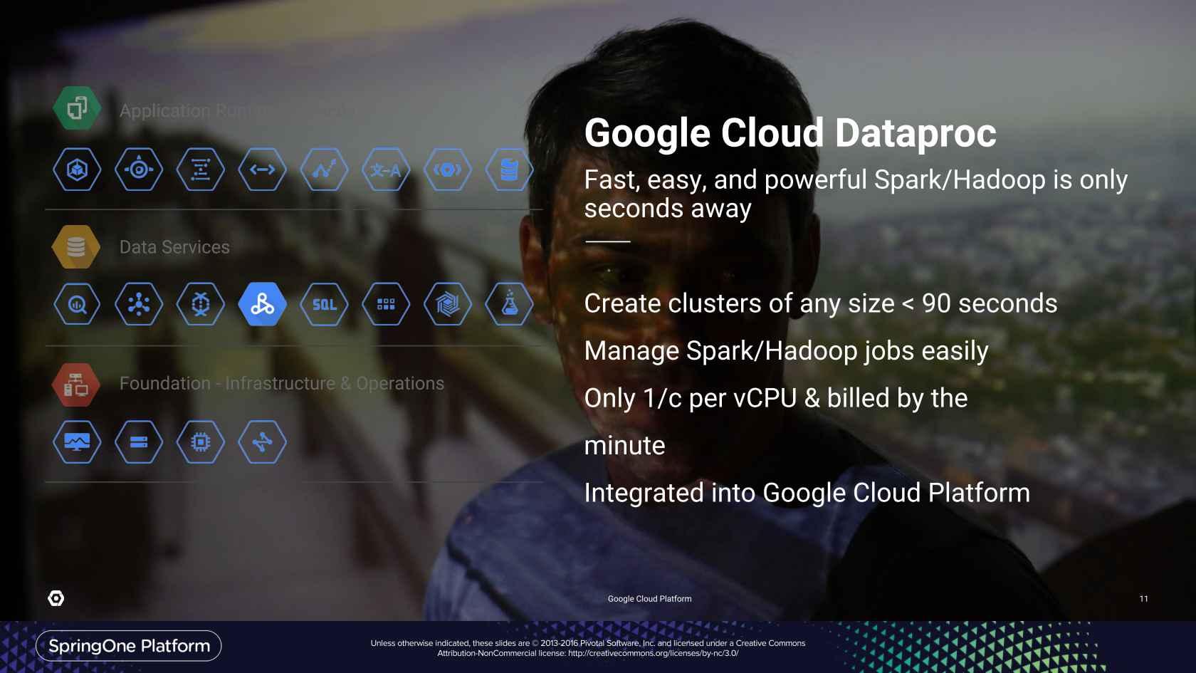 Google Cloud Platform for the Enterprise