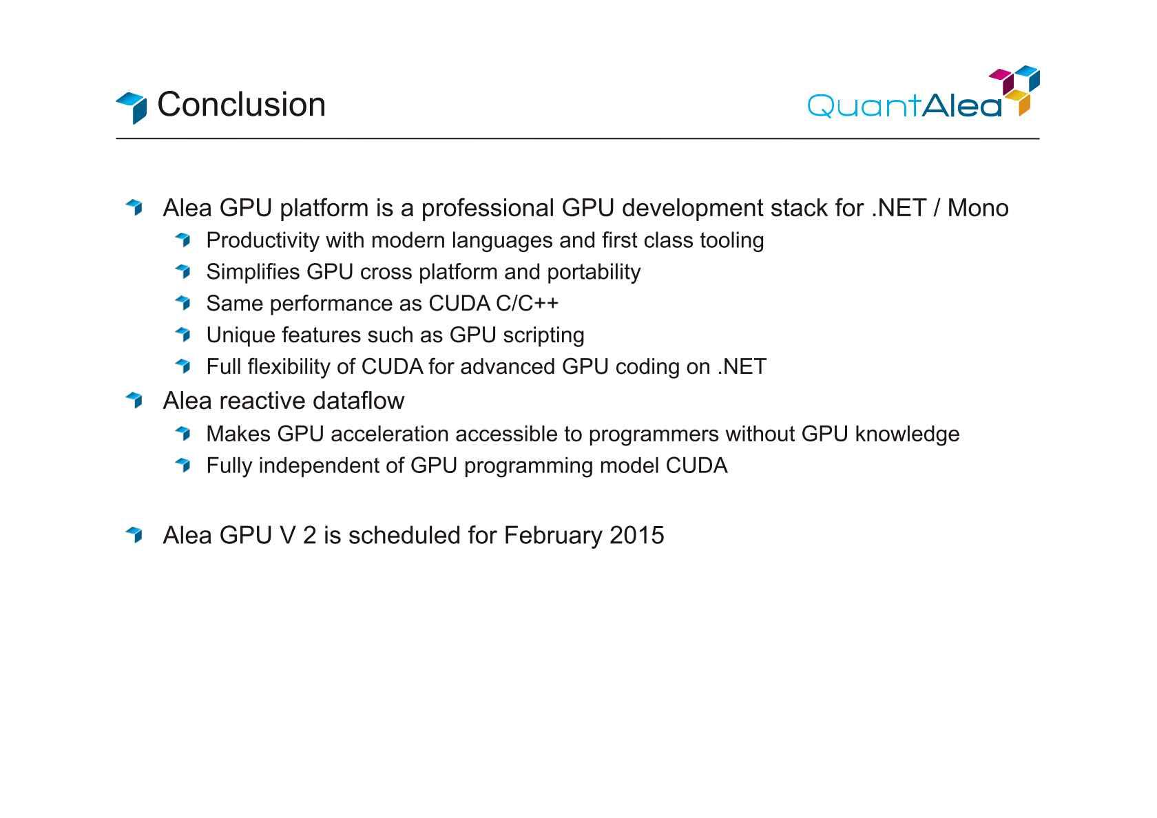 Taming GPU Threads with F#