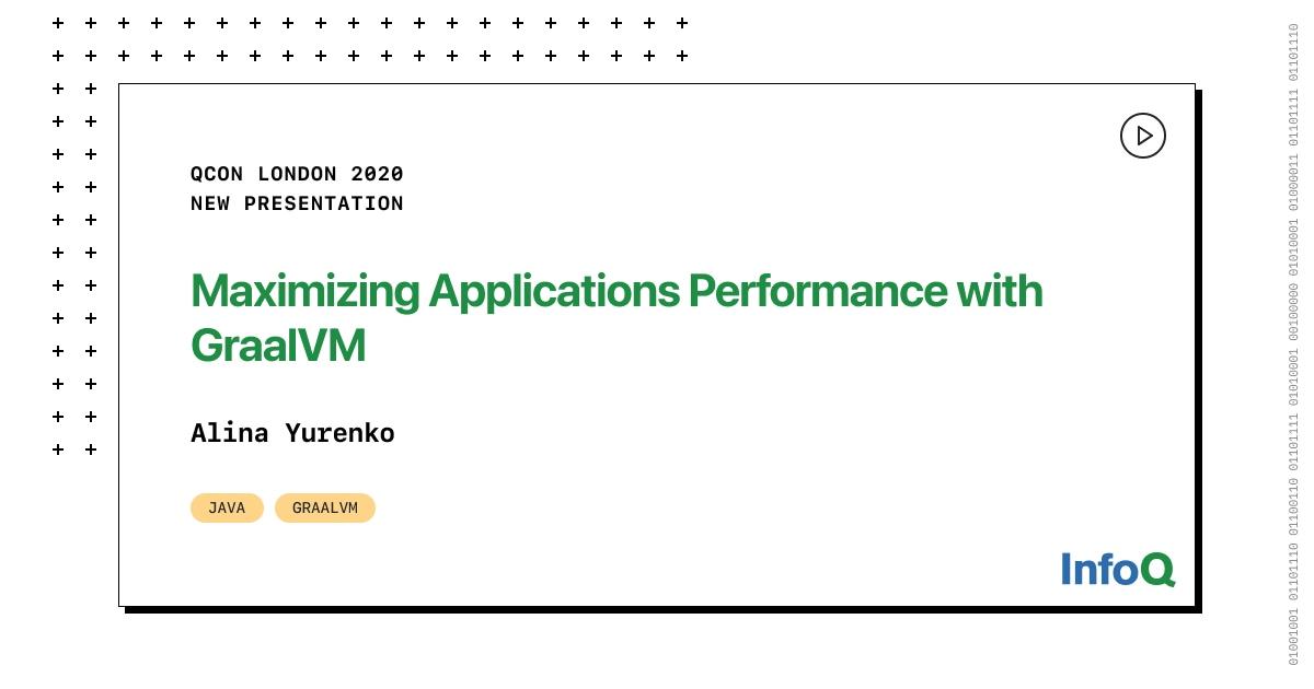 Presentation: Maximizing Applications Performance with GraalVM - RapidAPI