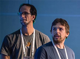 Infraestrutura e criação de APIs em alta escala usando Docker e Apache Mesos