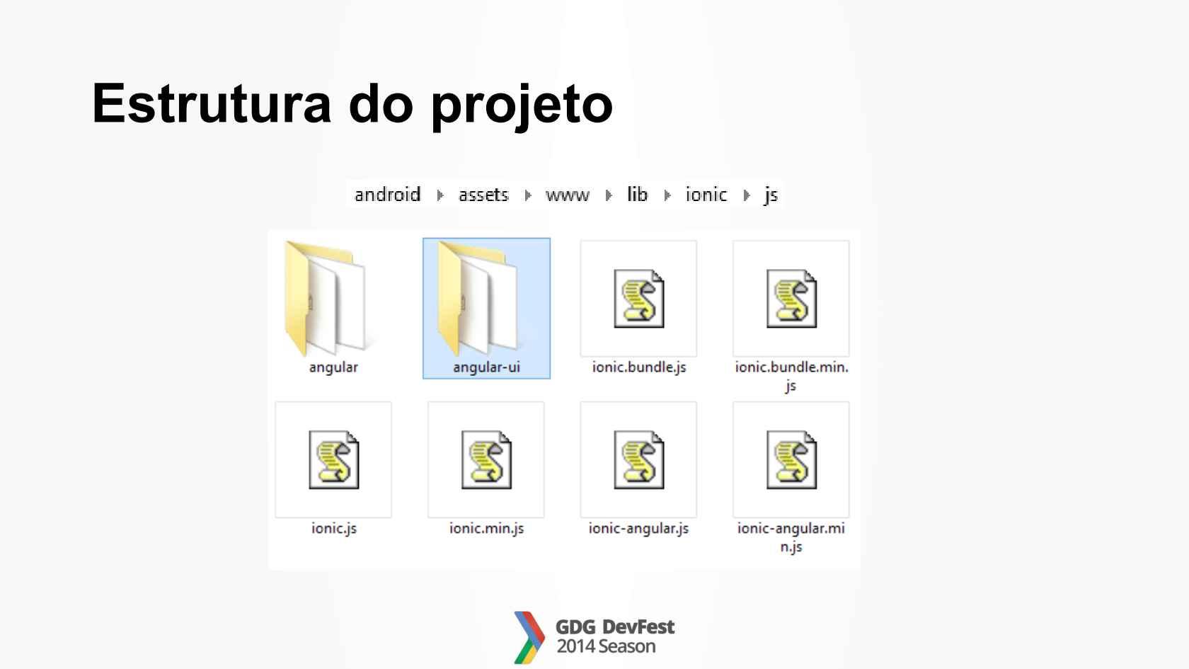 Ionic framework aplicaes mveis hbridas com html5 e angular js sponsored content ccuart Image collections