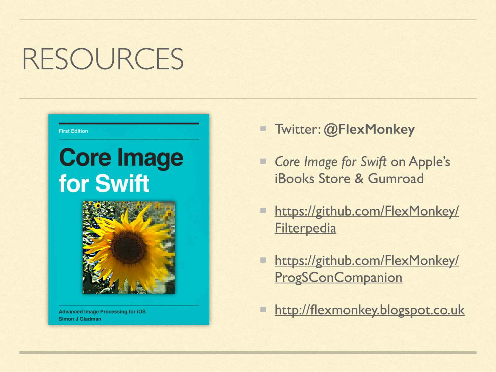 Image Processing for iOS