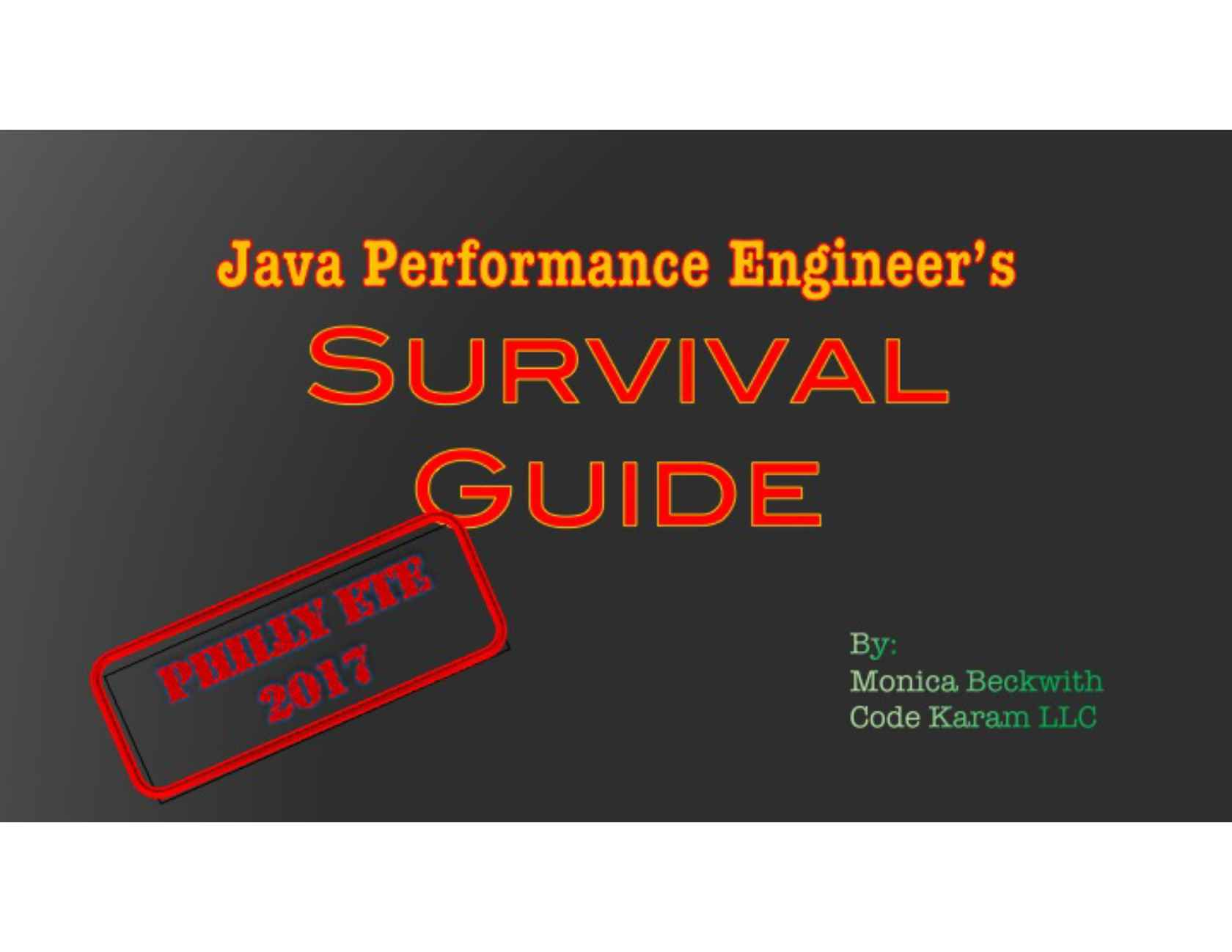 Performance and tuning ee java pdf 7 optimization